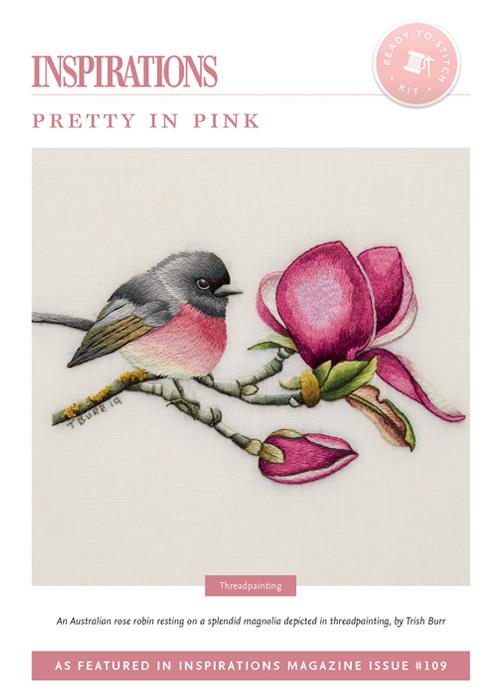 Pretty in Pink - i109 Kit