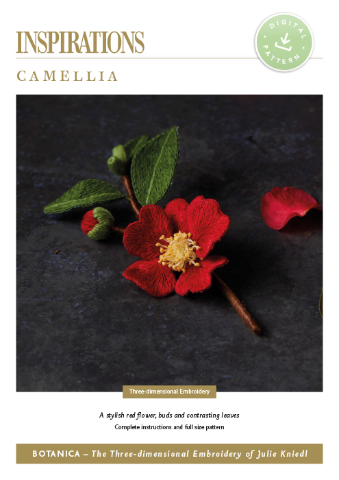 Camellia - Botanica Digital