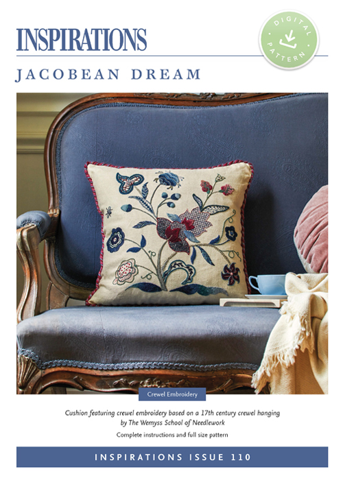Jacobean Dream - i110 Digital