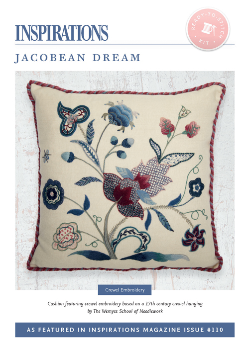 Jacobean Dream - i110 Kit