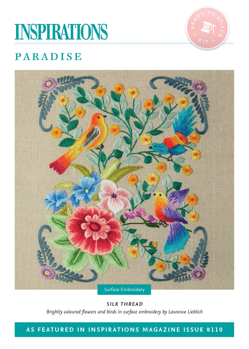Paradise: Silk Thread - i110 Kit