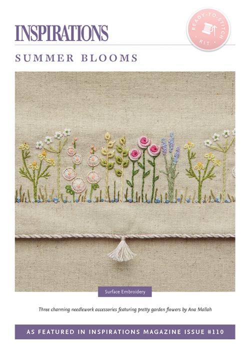 Summer Blooms - i110 Kit