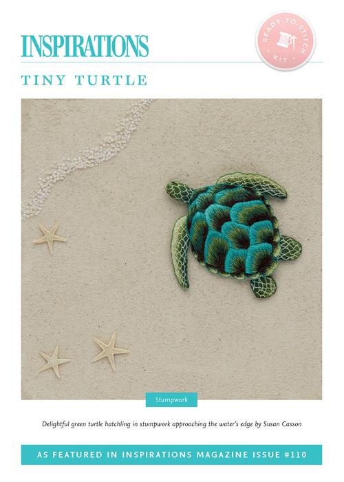 Tiny Turtle - i110 Kit