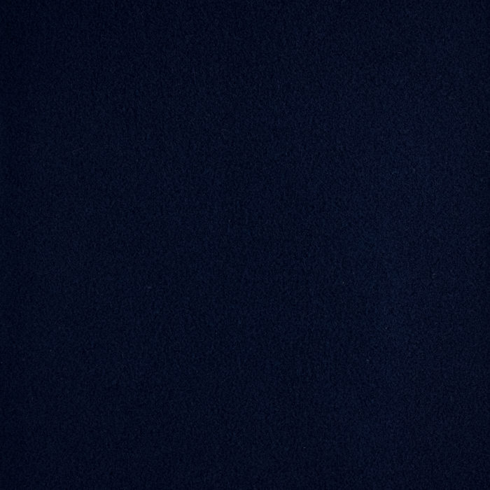 Pre-cut Wool/Cashmere Blanketing - Navy Blue