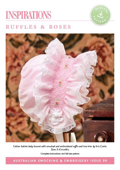 Ruffles and Roses - ASE99 Digital