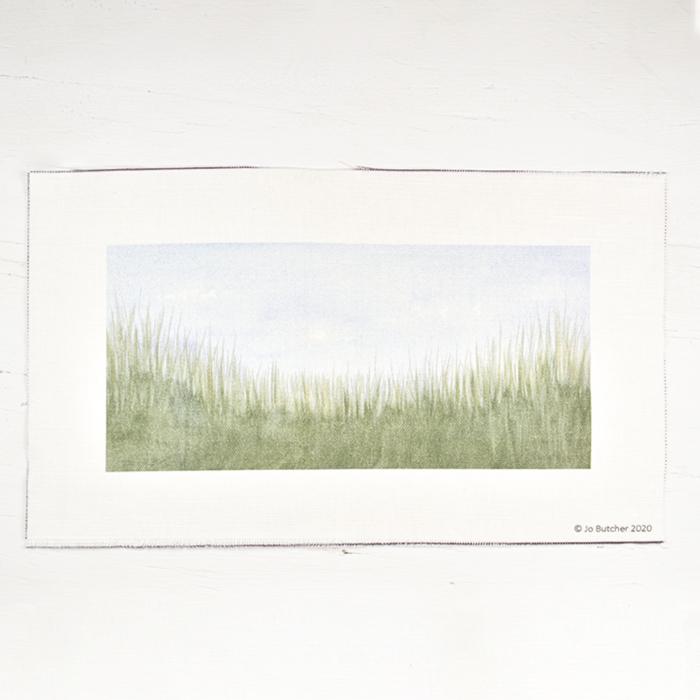 Jo Butcher Printed Fabric - In Flanders Fields