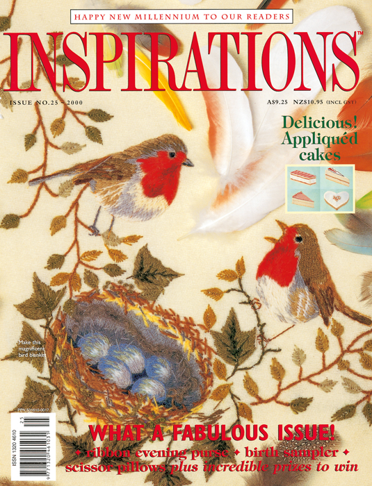 Inspirations Issue 25
