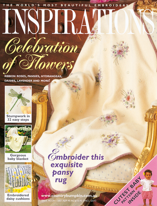 Inspirations Issue 29 - Celebration of Flowers