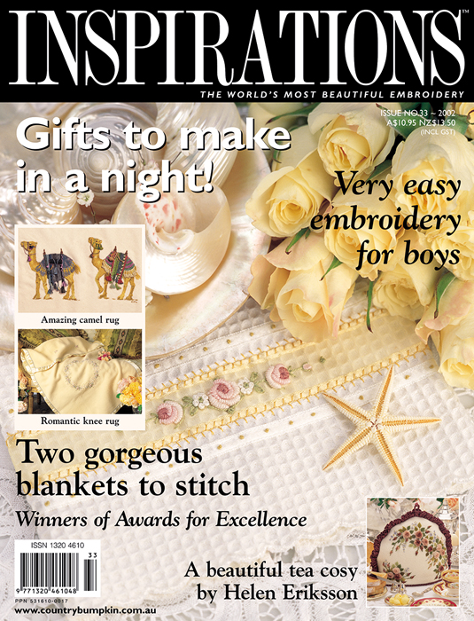 Inspirations Issue 33