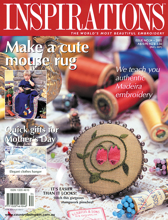 Inspirations Issue 34