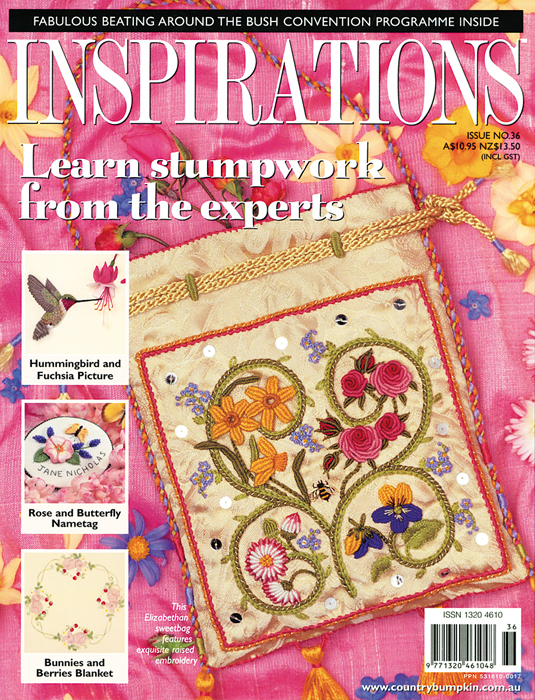 Inspirations Issue 36