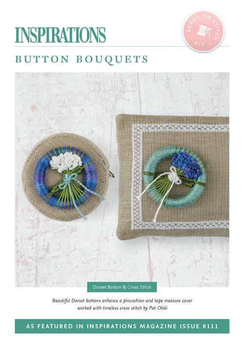 Button Bouquets - i111 Kit
