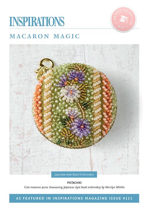 Macaron Magic: Pistachio - i111 Kit