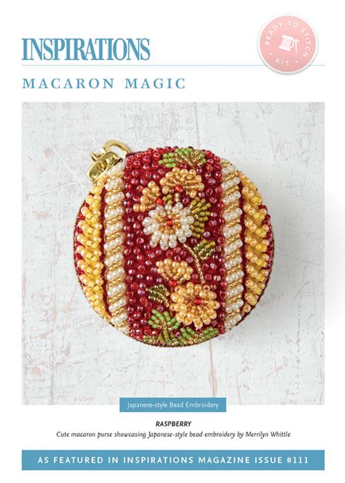 Macaron Magic: Raspberry- i111 Kit
