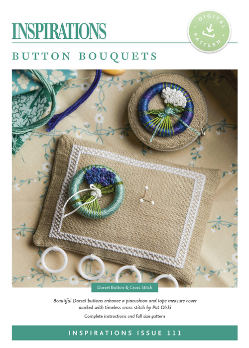 Button Bouquets - i111 Digital