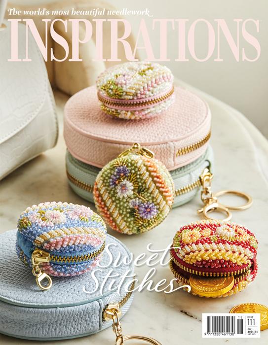 Inspirations Issue 111 - Digital - Stitching Sensations