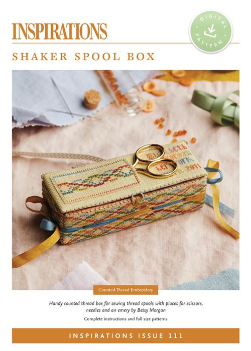 Shaker Spool Box - i111 Digital