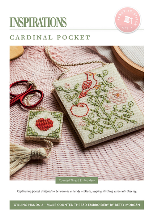 Cardinal Pocket - WH2 Kit