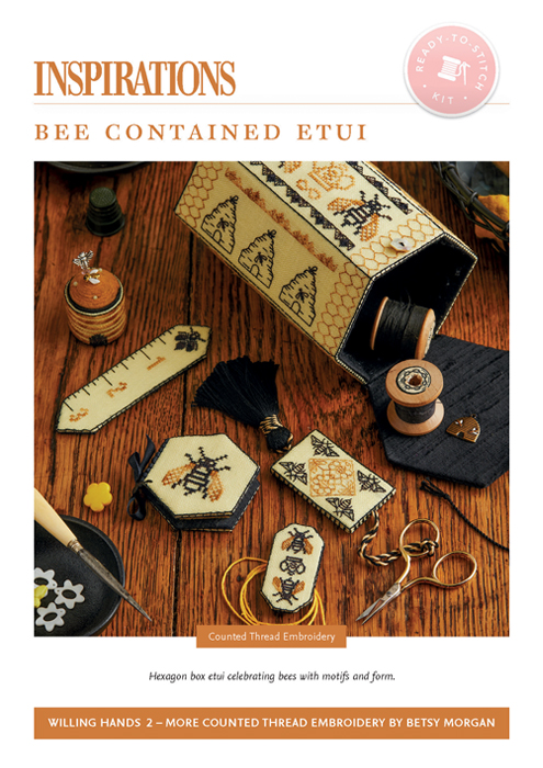 Bee Contained Etui - WH2 Kit