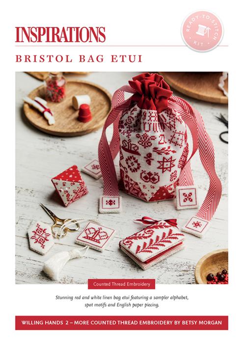 Bristol Bag Etui - WH2 Kit