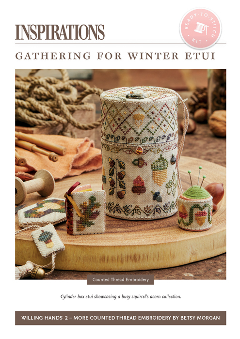 Gathering for Winter Etui - WH2 Kit