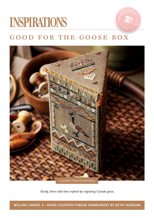 Good for the Goose Box - WH2 Kit