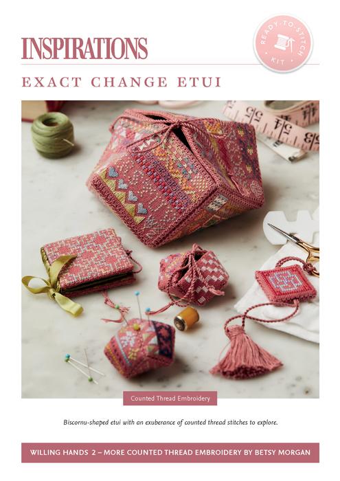 Exact Change Etui - WH2 Kit