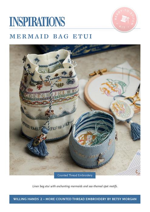 Mermaid Bag Etui - WH2 Kit
