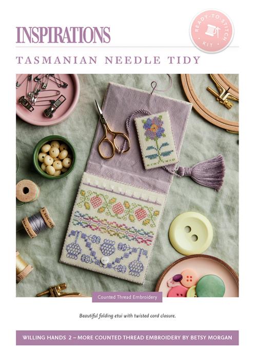 Tasmanian Needle Tidy - WH2 Kit