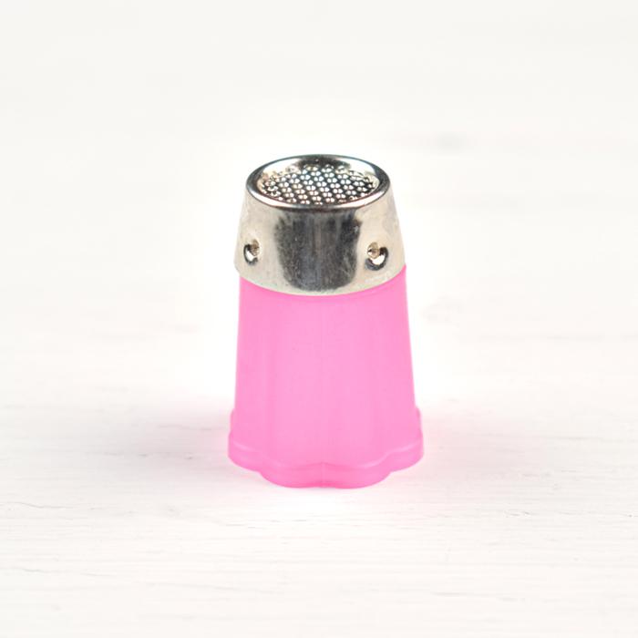 Clover Protect & Grip Thimble - Medium