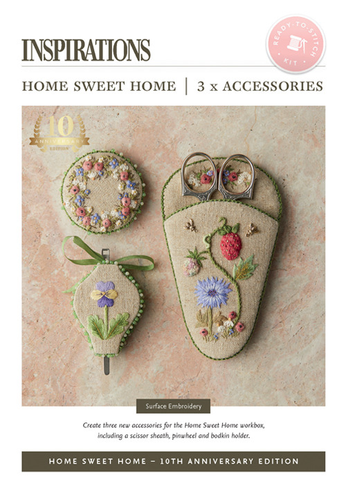 Home Sweet Home - Three Accessories