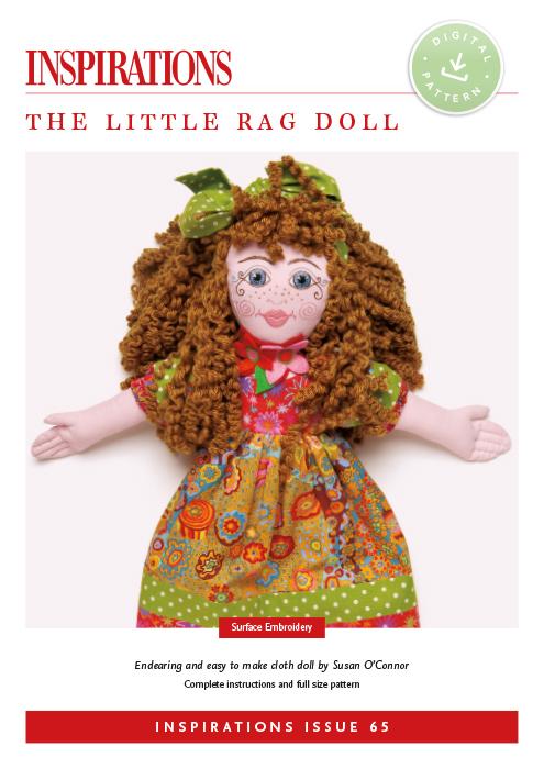 The Little Rag Doll - i65 Digital