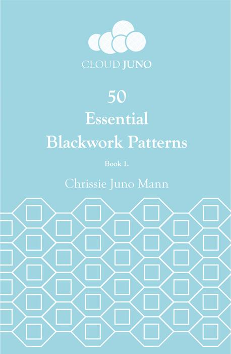 50 Essential Blackwork Patterns