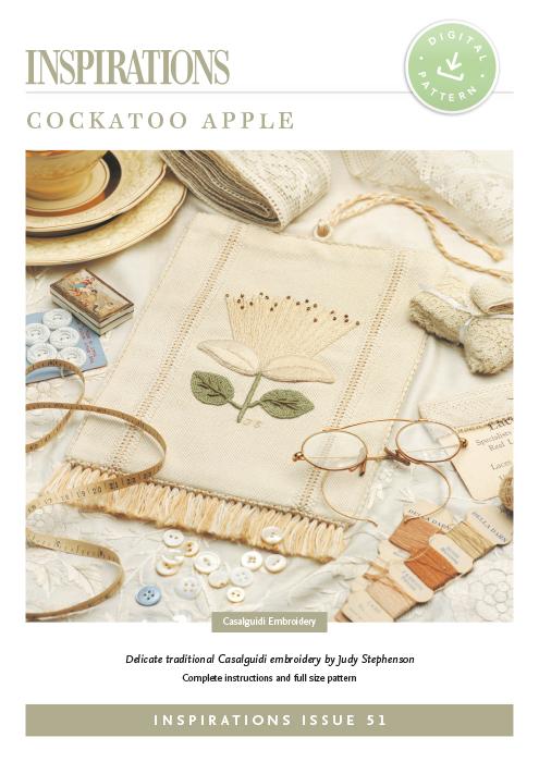 Cockatoo Apple - i51 Digital