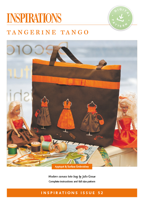 Tangerine Tango - i52 Digital