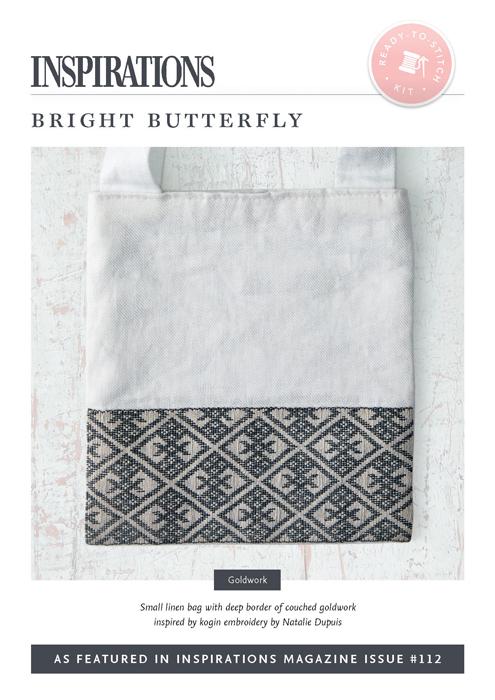 Bright Butterfly - i112 Kit