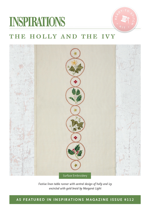 The Holly and the Ivy - i112 Kit
